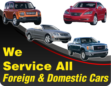 Foreign Car Service Vancouver Wa